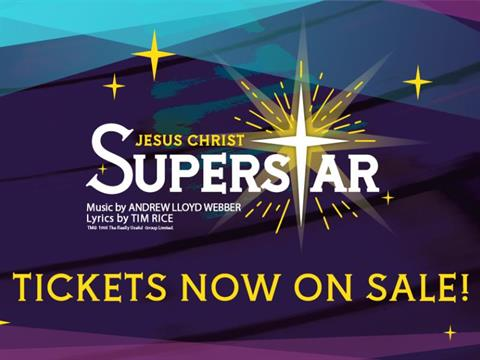 finest selection bcc73 70a57 Jesus Christ Superstar - TWO MORE SHOWS ADDED!